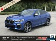 2020 BMW X6 M50i for Sale