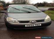 2004 RENAULT SCENIC AUTHENTIQUE 16V GREY for Sale