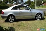 Classic  MERCEDES BENZ 2003 CLK320 ELEGANCE COUPE W209  for Sale