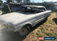 FORD XP 2 DOOR COUPE V8 for Sale