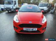 DEC 2018 68 FORD FIESTA ST-LINE 1.0 TURBO 5 DOOR SALVAGE DAMAGED REPAIRABLE CAR for Sale