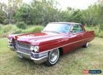 1963 Cadillac Series 62 Series 62 Coupe 390 PS PB PW Deville 120+ PICTURES for Sale