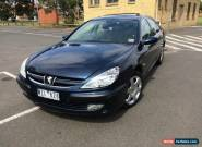 Peugeot 607 (2002) 4D Sedan Automatic (2.9L) No Reserve (Gearbox Fault) for Sale