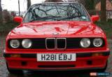 Classic BMW E30 318is M42 1990. Coupe. Classic motor. 1 years MOT. for Sale