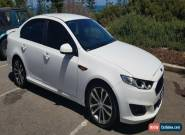 2014/15 Ford Falcon FGX - XR6 Lpi (LPG) - ONLY 64,000km for Sale