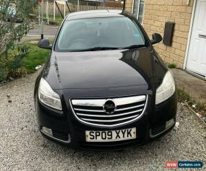 Classic Vauxhall Insignia 1.8 petrol Exclusive Black  for Sale