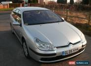 2005 CITROEN C5 ESTATE CAR LX HDI DEISEL SILVER for Sale