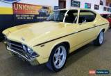 Classic 1969 Chevrolet Chevelle SS 2dr Hardtop for Sale