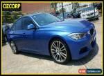 2012 BMW 328i F30 Modern Line Blue Automatic 8sp A Sedan for Sale