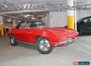 1965 Chevrolet Corvette Stingray for Sale