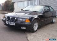 1996 BMW 328I COUPE BLACK for Sale
