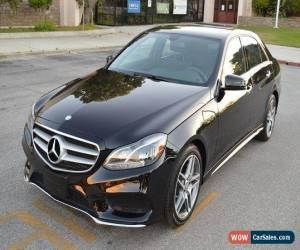 Classic 2016 Mercedes-Benz E-Class for Sale