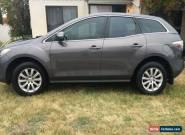 Mazda CX-7 Classic 2010 automatic 2.5 L Fuel/Inj FWD Wagon Activematic Airbags  for Sale