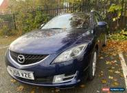 ** AUTO ESTATE ** 2008 MAZDA 6 2.0 TS2 AUTOMATIC PETROL 5 DOOR ESTATE MAZDA6 TS2 for Sale