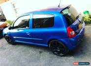 2004 Renault Clio 182 for Sale