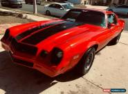 1979 Chevrolet Camaro RS for Sale