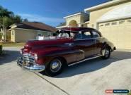 1948 Chevrolet Fleetmaster for Sale