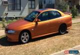 Classic Vx supercharger series II v6 holden commodore for Sale