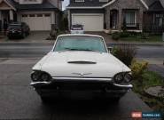 Ford: Thunderbird Hardtop for Sale