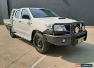 2015 Toyota Hilux KUN26R MY14 SR Utility Double Cab 4dr Auto 5sp, 4x4 840kg 3. for Sale