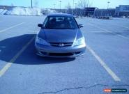 Honda: Civic SE for Sale