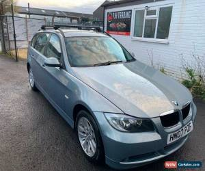 Classic BMW 318I TOURER AUTOMATIC O7 REG IN GREY WITH FULL SERVICE HISTORY,MOT AUG 2020 for Sale