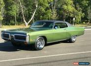 1972 Plymouth Fury for Sale