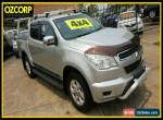 2013 Holden Colorado RG MY14 LTZ (4x4) Silver Automatic 6sp A Crew Cab Pickup for Sale