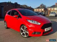 2013 Ford Fiesta ST-2 1.6 EcoBoost ST + Heated Recaro Seats + Race Red for Sale