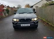 Bmw X5 E53 3.0D for Sale