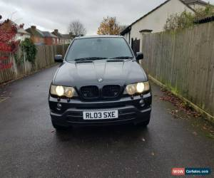 Classic Bmw X5 E53 3.0D for Sale