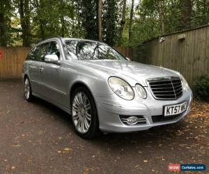 Classic MERCEDES E320 CDI SPORT AUTO SPARES OR REPAIR for Sale