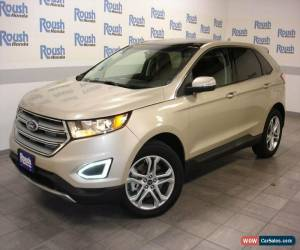 Classic 2018 Ford Edge Titanium AWD for Sale