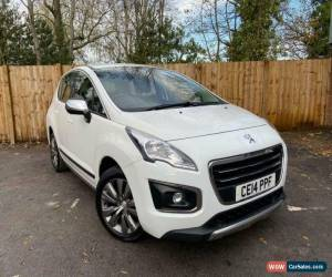 Classic 2014 14 PEUGEOT 3008 1.6 HDI ACTIVE 5D 115 BHP DIESEL for Sale