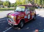 1970 Morris Cooper S Mk2  for Sale
