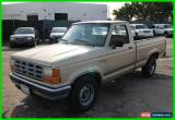 Classic 1990 Ford Ranger 2 Dr Standard Cab LB for Sale