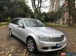 Mercedes-Benz C Class Estate Auto Diesel Towbar C200 Sport 10 Months MOT for Sale