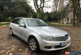 Classic Mercedes-Benz C Class Estate Auto Diesel Towbar C200 Sport 10 Months MOT for Sale