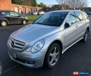 Classic 2006 Mercedes R320 L Sport CDi 7 Speed Auto Gearbox New MOT 134000 miles for Sale
