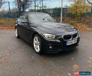 Classic BMW 320d M Sport - HK audio, Black leather, Apple car play,  FSH, 2 owners for Sale