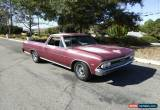 Classic 1966 Chevrolet El Camino for Sale