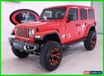 2019 Jeep Wrangler Unlimited Sahara Custom for Sale