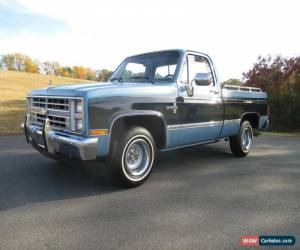Classic 1987 Chevrolet C/K Pickup 1500 for Sale