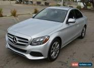 2016 Mercedes-Benz C-Class for Sale