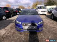 AUDI S3 SALOON 2016 UNRECORDED 29K MILES  for Sale