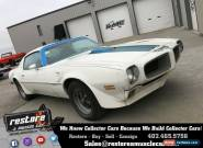 1970 Pontiac Trans Am Ram Air III 4-Speed #'s Matching Survivor for Sale