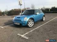 Mini Cooper s 1.6 supercharged for Sale
