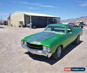 Classic 1971 Chevrolet El Camino Standard for Sale
