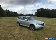 BMW X3 2010 (R) xDrive20d M Sport 5dr Step Auto  Private Plate for Sale