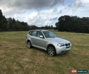 Classic BMW X3 2010 (R) xDrive20d M Sport 5dr Step Auto  Private Plate for Sale